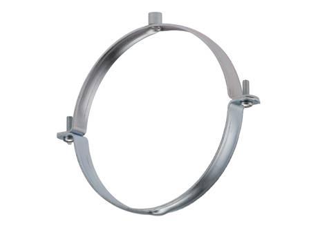 Скоба за шпилка за кръгъл (спиро) въздуховод ф125