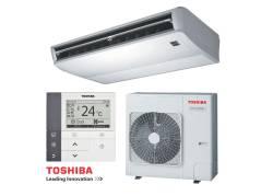 Таванен климатик Toshiba...