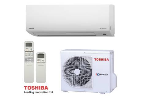Инверторен климатик Toshiba Suzumi Plus RAS-B10N3KV2-E1 / RAS-10N3AV2-E