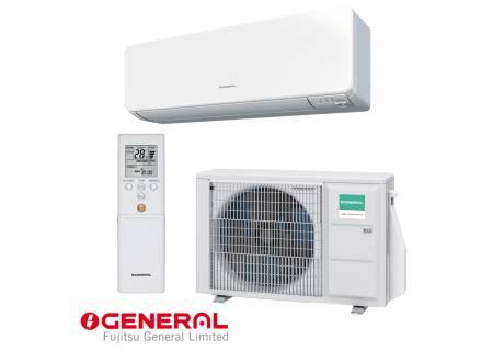 Инверторен климатик Fujitsu General ASHG12KGTA / AOHG12KGCA