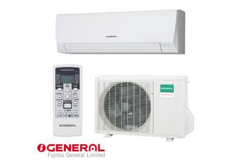 Инверторен климатик Fujitsu General ASHG12LLCC / AOHG12LLCC