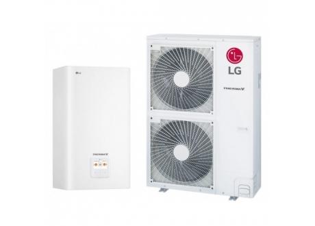 LG THERMA V HN1616T.NK3/HU143.U33 Термопомпа сплит трифазна 14kW