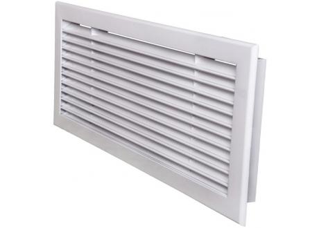 Стенна вентилационна решетка СВР