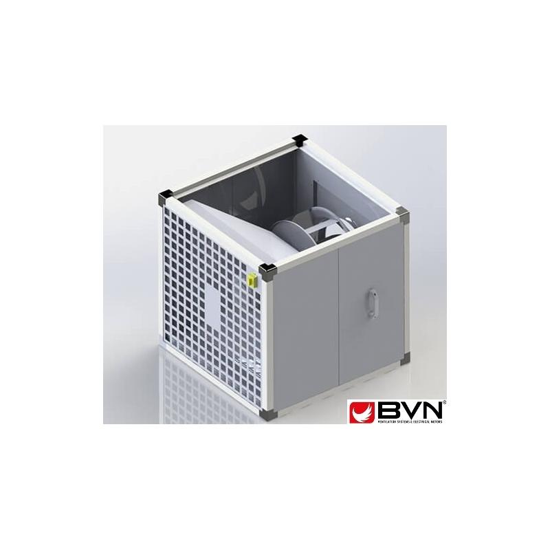 Кухненски Вентилатор в Бокс BVN BKEF-R 400 ChernevClima