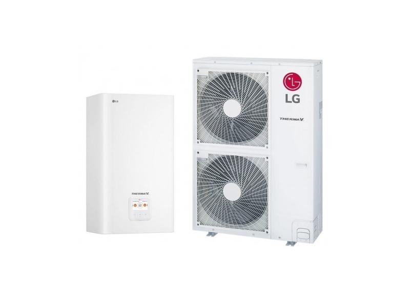 LG THERMA V HU163.U33 / HN1639.NK3 Термопомпа сплит Tрифазна 16kW