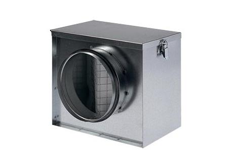 Кръгли филтри за въздуховоди