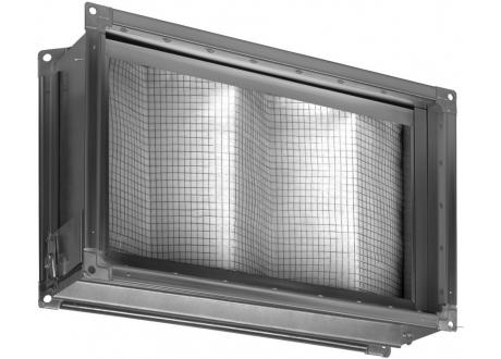 Правоъгълни филтри за въздуховоди