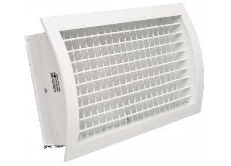 Вентилационни решетки за спиро въздуховоди